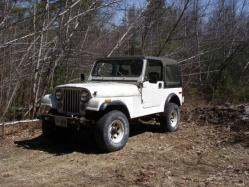 rusty82s 1982 Jeep CJ7