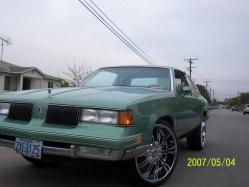 Lou-20s 1981 Oldsmobile Cutlass Supreme