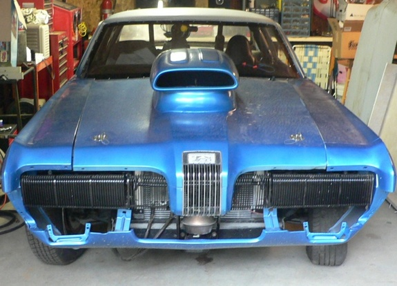 Another Oldcarjunkie 1970 Mercury Cougar post... - 9859318