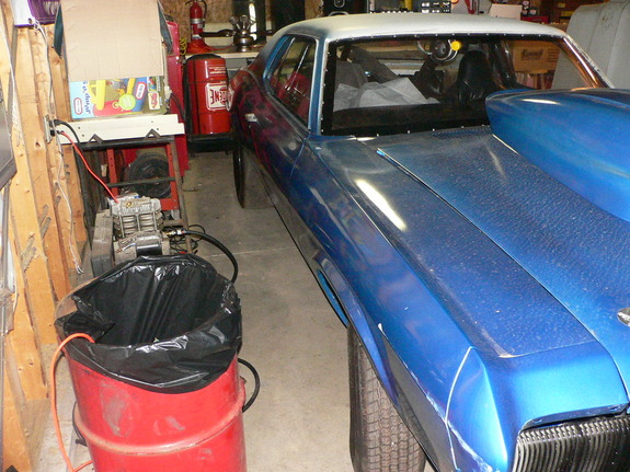 Another Oldcarjunkie 1970 Mercury Cougar post... - 9859328