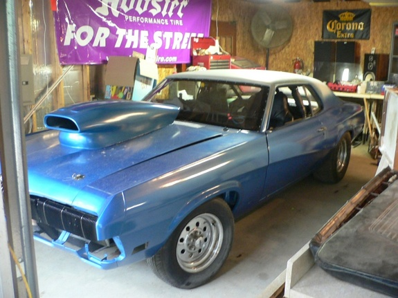 Another Oldcarjunkie 1970 Mercury Cougar post... - 9859329