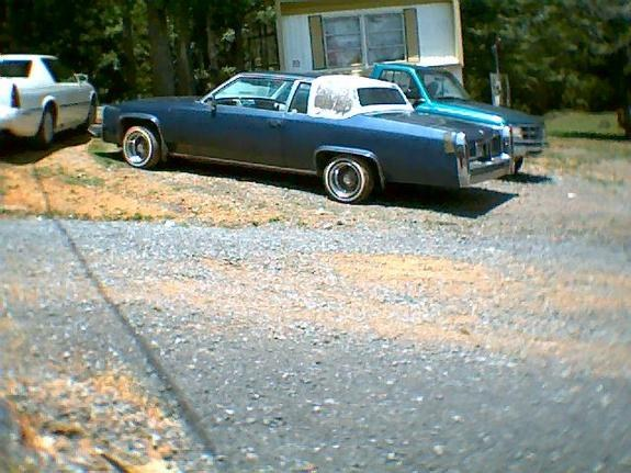 Another caddy77-80-95 1980 Cadillac DeVille post... - 9861726
