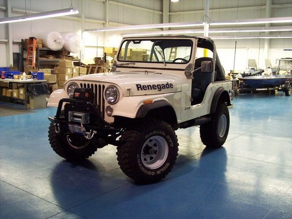 JasonLester 1978 Jeep CJ5 9863000