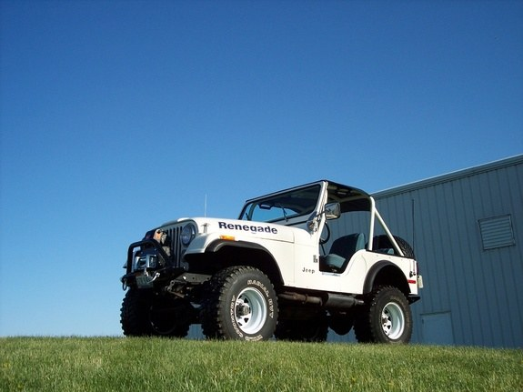JasonLester 1978 Jeep CJ5 9863001