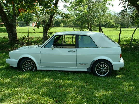 SI_Type-R 1986 Volkswagen Cabriolet Specs, Photos, Modification Info