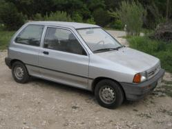 floydiancomplexs 1991 Ford Festiva