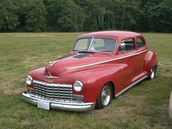 OBEASTY's 1948 Dodge Custom