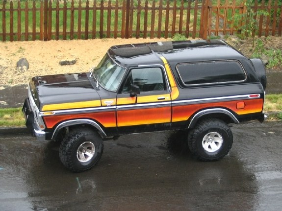 SteelSteeds 1979 Ford Bronco
