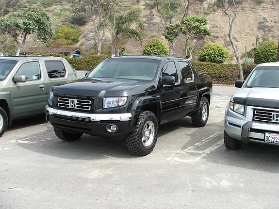 Custom Lifted Honda Ridgeline | www.imgkid.com - The Image ...