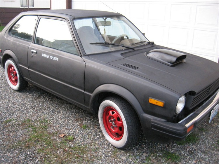 1981 Honda Civic