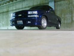ChevyRidingGirl 2003 Chevrolet S10 Extended Cab