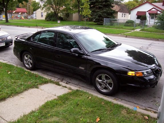 Another throwedbc 2003 Pontiac Bonneville post... - 9873409