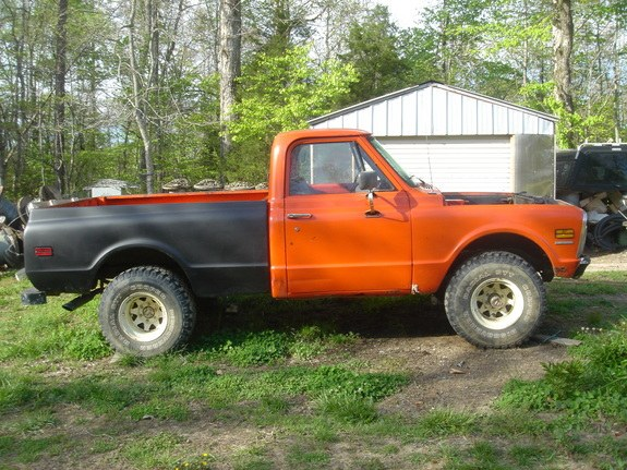 Another 01dukesofhazzard 1970 GMC K15/K1500 Pick-Up post... - 9870103