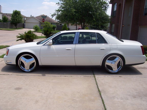 Another H-townSlab 2003 Cadillac DeVille post... - 10003481
