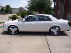 H-townSlab 2003 Cadillac DeVille