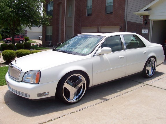 Another H-townSlab 2003 Cadillac DeVille post... - 10003482