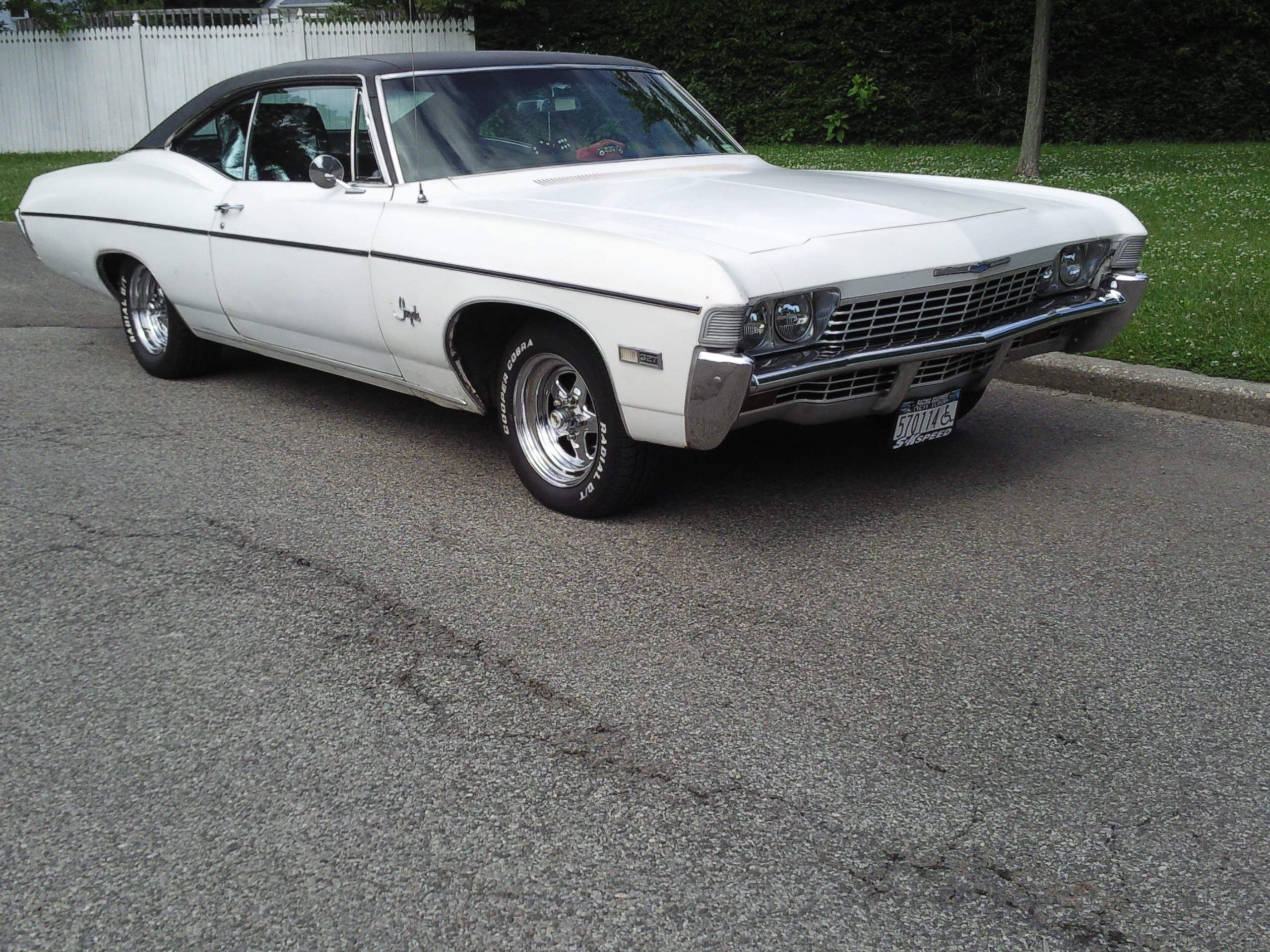 wheelman68 1968 Chevrolet Impala Specs s Modification Info at