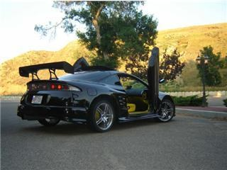 Another widebody-Flaked 1996 Mitsubishi Eclipse post... - 10251143