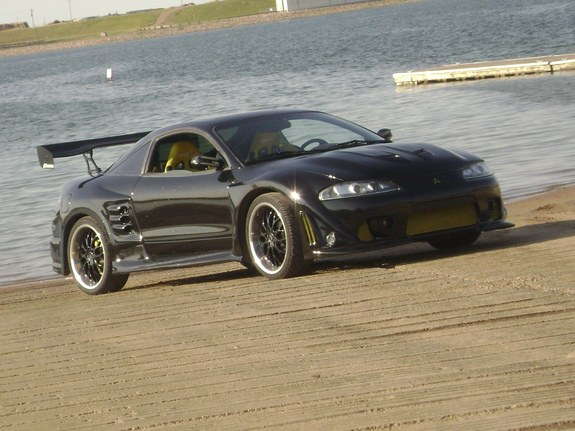Another widebody-Flaked 1996 Mitsubishi Eclipse post... - 10251158