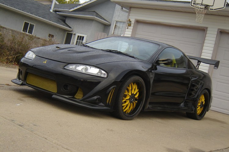 Another widebody-Flaked 1996 Mitsubishi Eclipse post... - 10251162