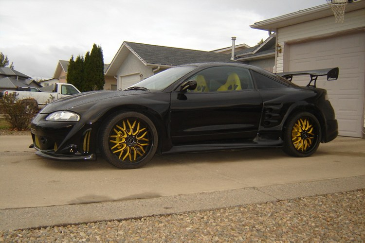 Another widebody-Flaked 1996 Mitsubishi Eclipse post... - 10251164