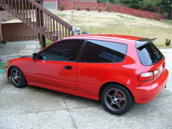 92 honda civic hatchback  | cardomain.com