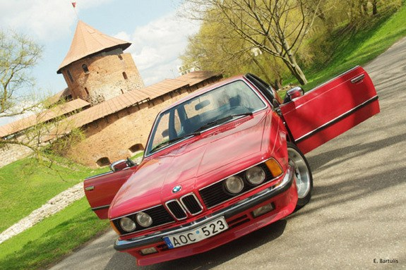 sixeris 1984 BMW 6 Series