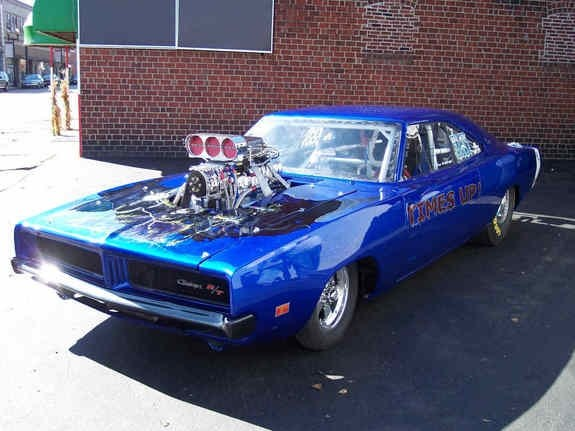 Times_Up_Charger 1969 Dodge Charger