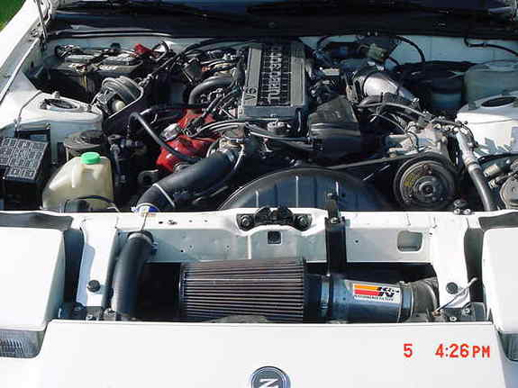 Another NIVO88T 1988 Nissan 300ZX post... - 9152474