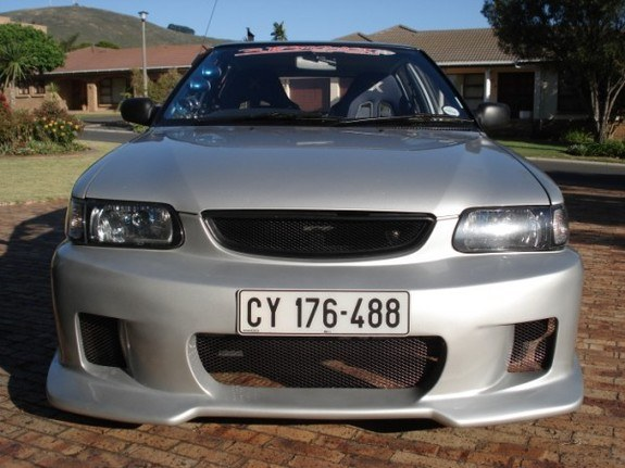 S1n1st41 2003 Toyota Tazz Specs Photos Modification Info