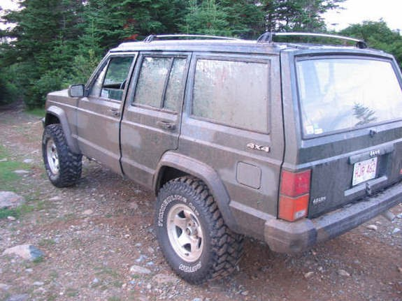 Another formula1988 1992 Jeep Cherokee post... - 9152873