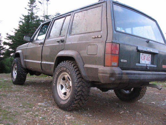 Another formula1988 1992 Jeep Cherokee post... - 9152874
