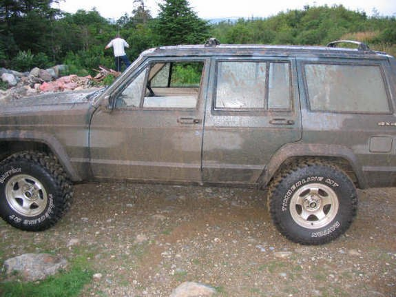Another formula1988 1992 Jeep Cherokee post... - 9152875