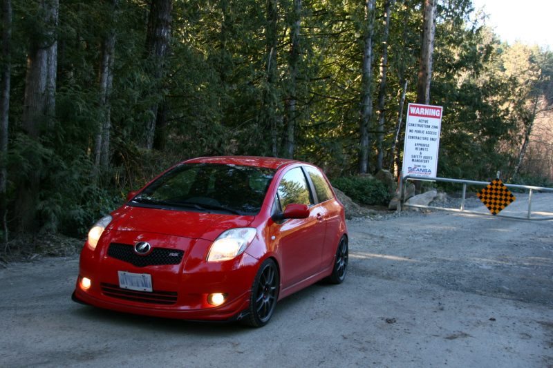 Another ka24e 2006 Toyota Yaris post... - 9153038