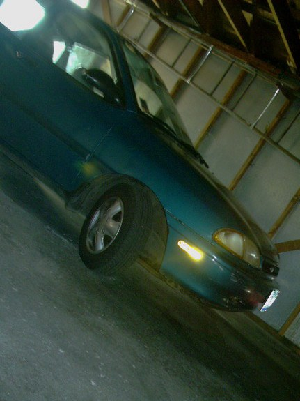 Another DiegoDTK 1994 Ford Aspire post... - 9153321