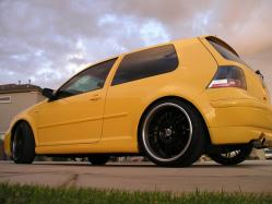 sonkaoss 2003 Volkswagen GTI