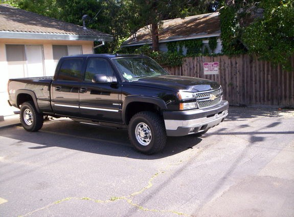 Another Down8 2005 Chevrolet Silverado 1500 Regular Cab post... - 9872529