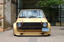 Weezlys 1982 Volkswagen Rabbit