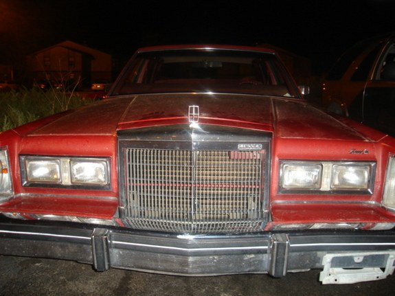 81stankinlincoln's 1981 Lincoln Town Car