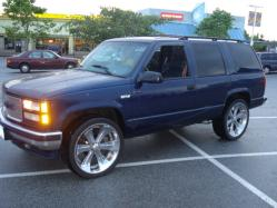 Mark-O69 1995 GMC Yukon