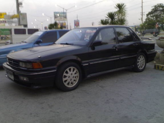 Another galant_4sale 1992 Mitsubishi Galant post... - 10015329