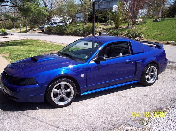 A Townstang 2004 Ford Mustang Specs Photos Modification
