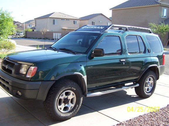 xterra13 2001 Nissan Xterra Specs s Modification