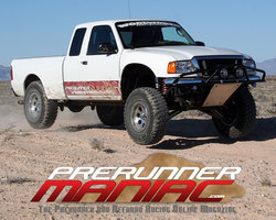 PrerunnerManiac 2004 Ford Ranger Regular Cab