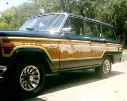 Jeepster848 1984 Jeep Grand Wagoneer