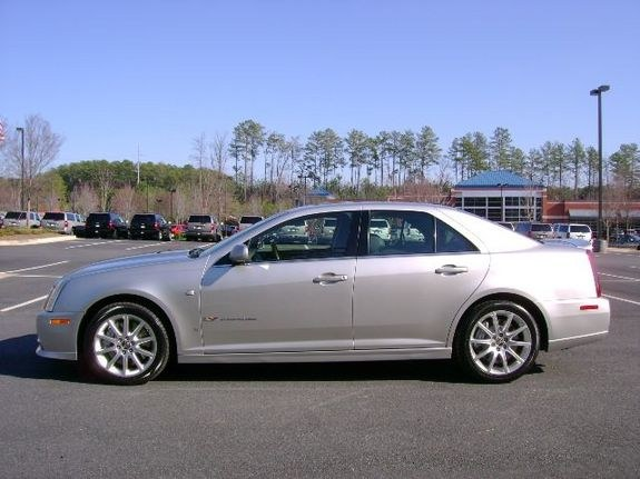 HookDaddy10009's 2007 Cadillac STS