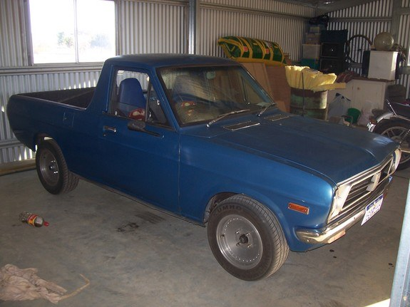 Another tiger90 1979 Datsun 1200 post... - 9882834