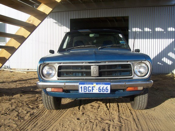 Another tiger90 1979 Datsun 1200 post... - 9882838