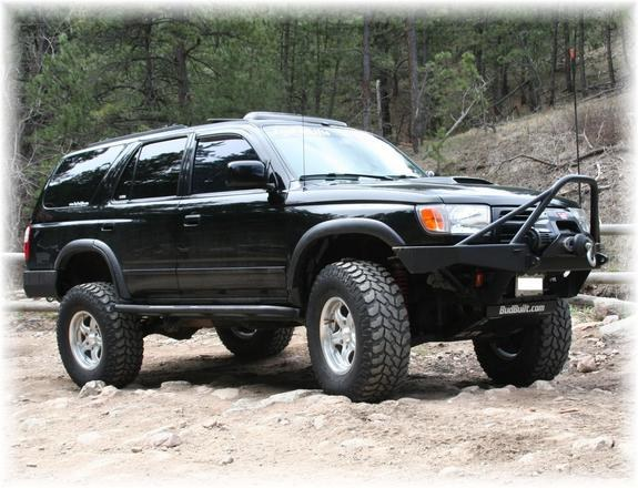 Build A Jeep >> teampez 1999 Toyota 4Runner Specs, Photos, Modification ...