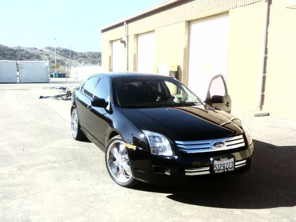 coombianhostile 2006 Ford Fusion 9883490